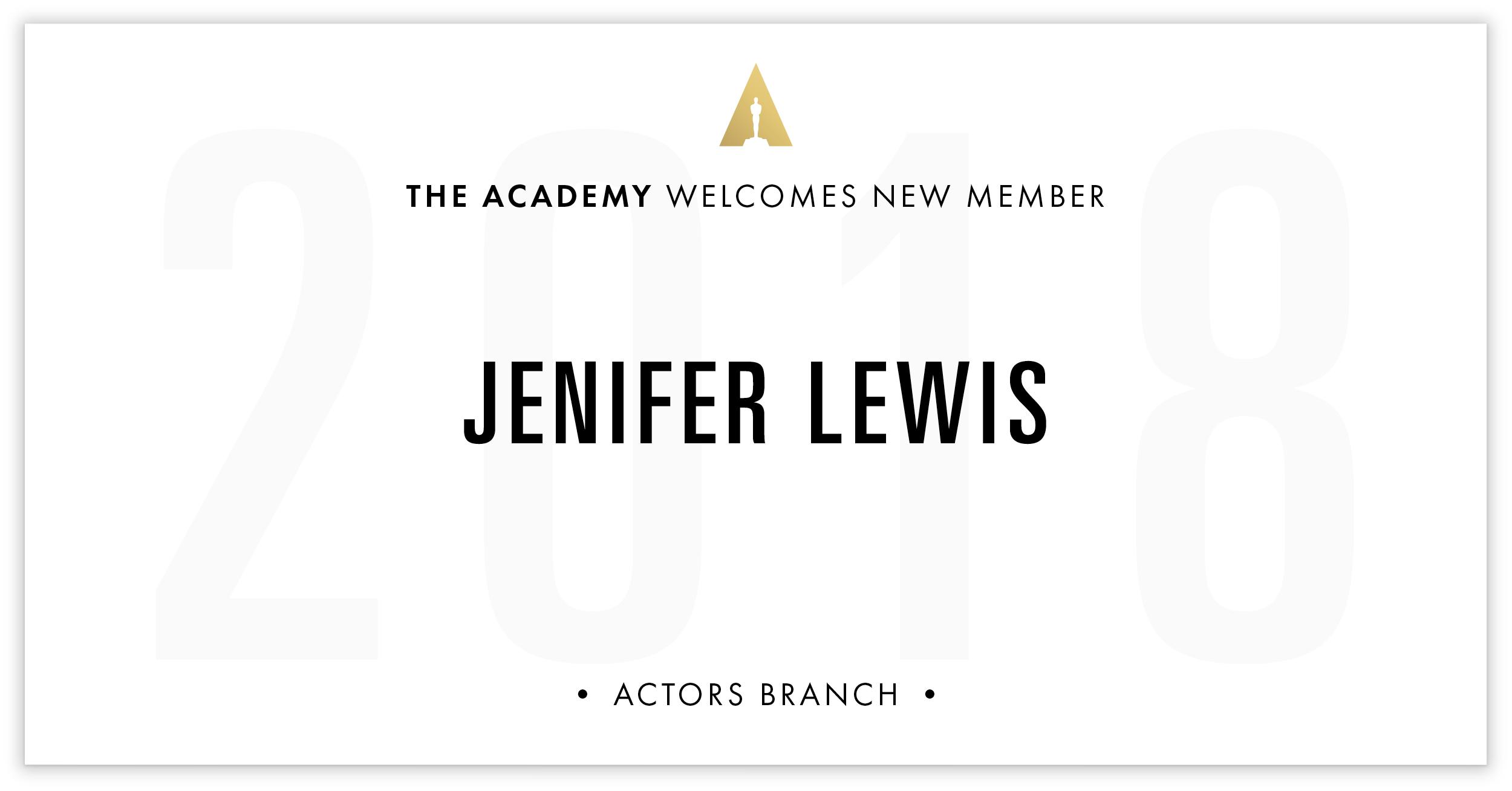 Jenifer Lewis is invited!