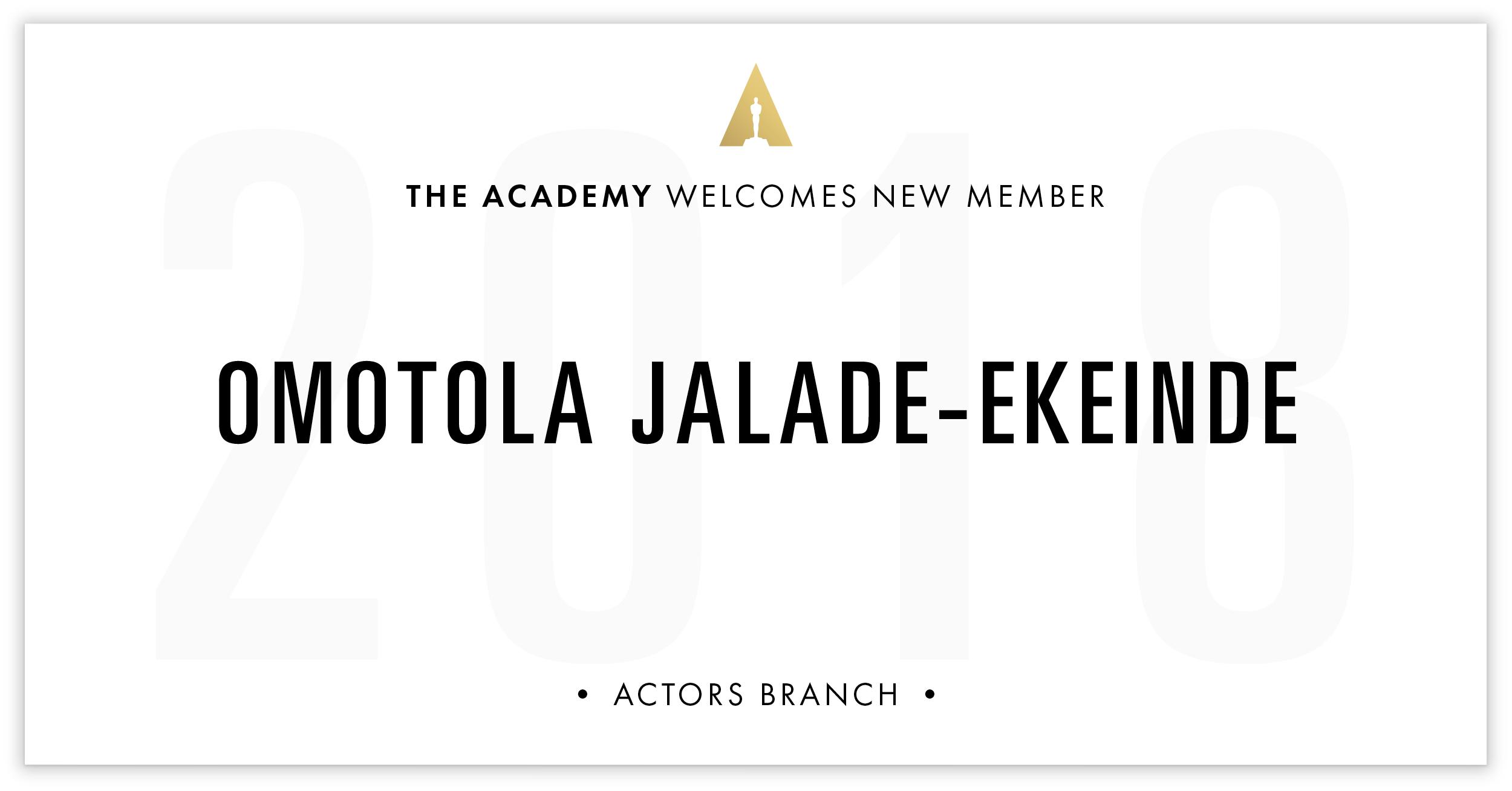 Omotola Jalade-Ekeinde is invited!