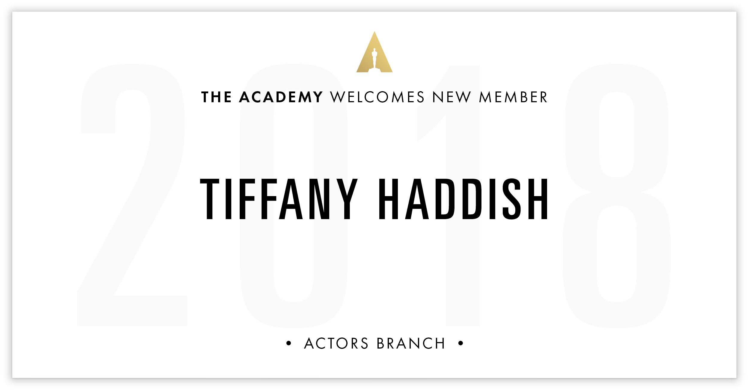 Tiffany Haddish is invited!