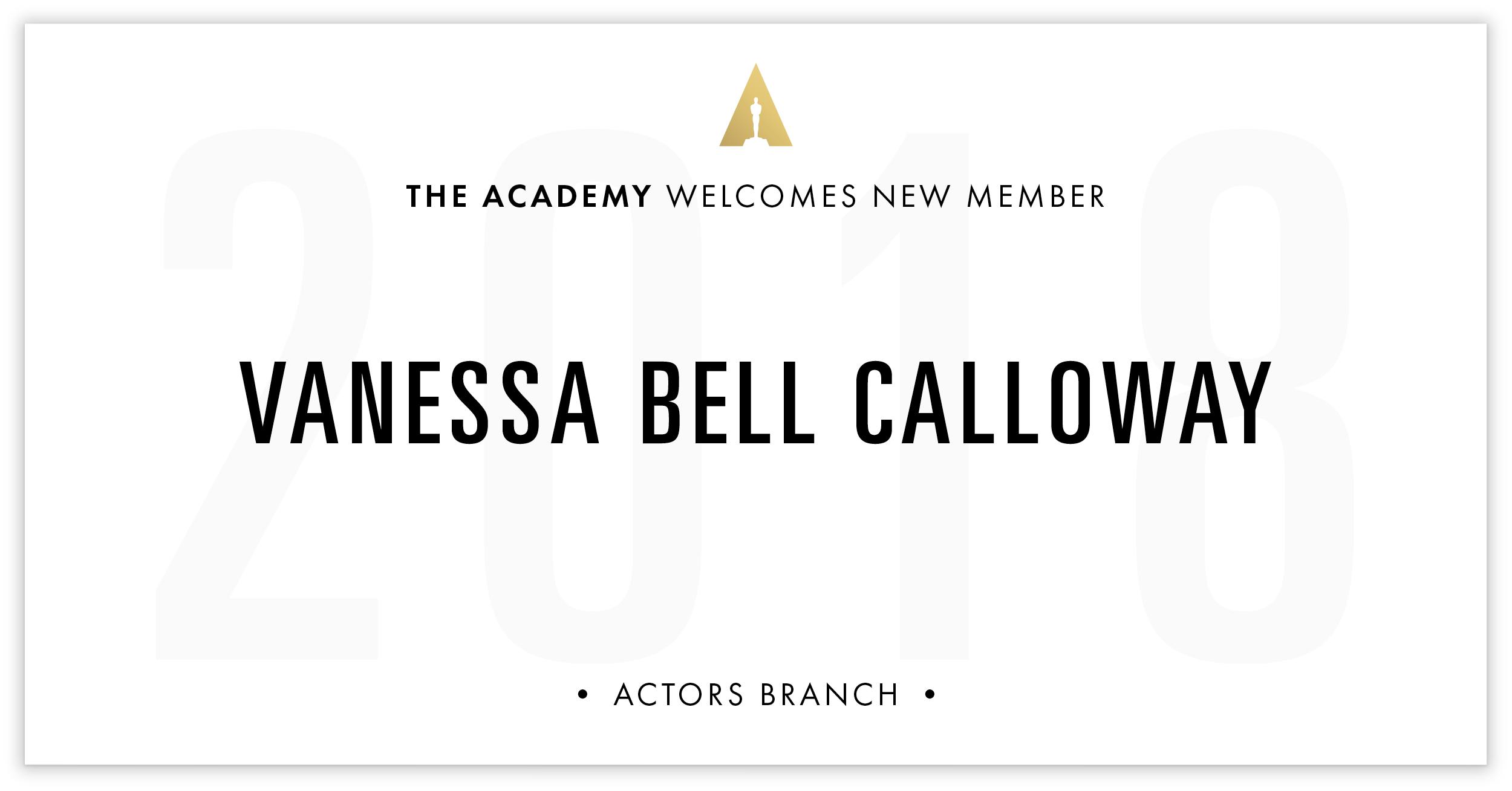 Vanessa Calloway is invited!