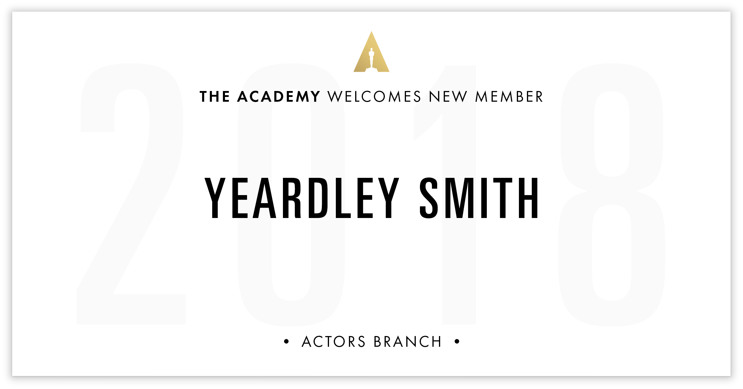 Yeardley Smith is invited!