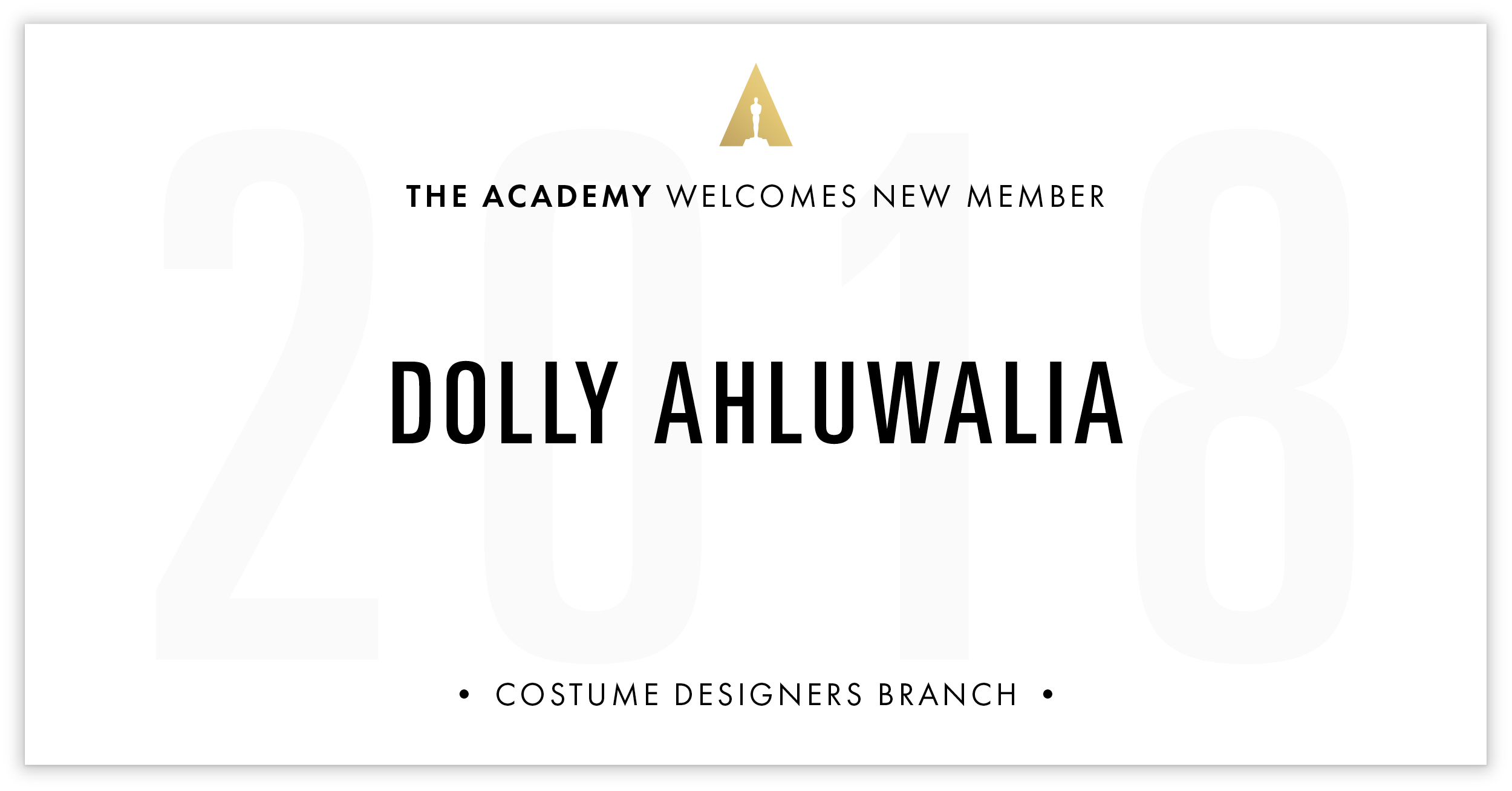 Dolly Ahluwalia is invited!
