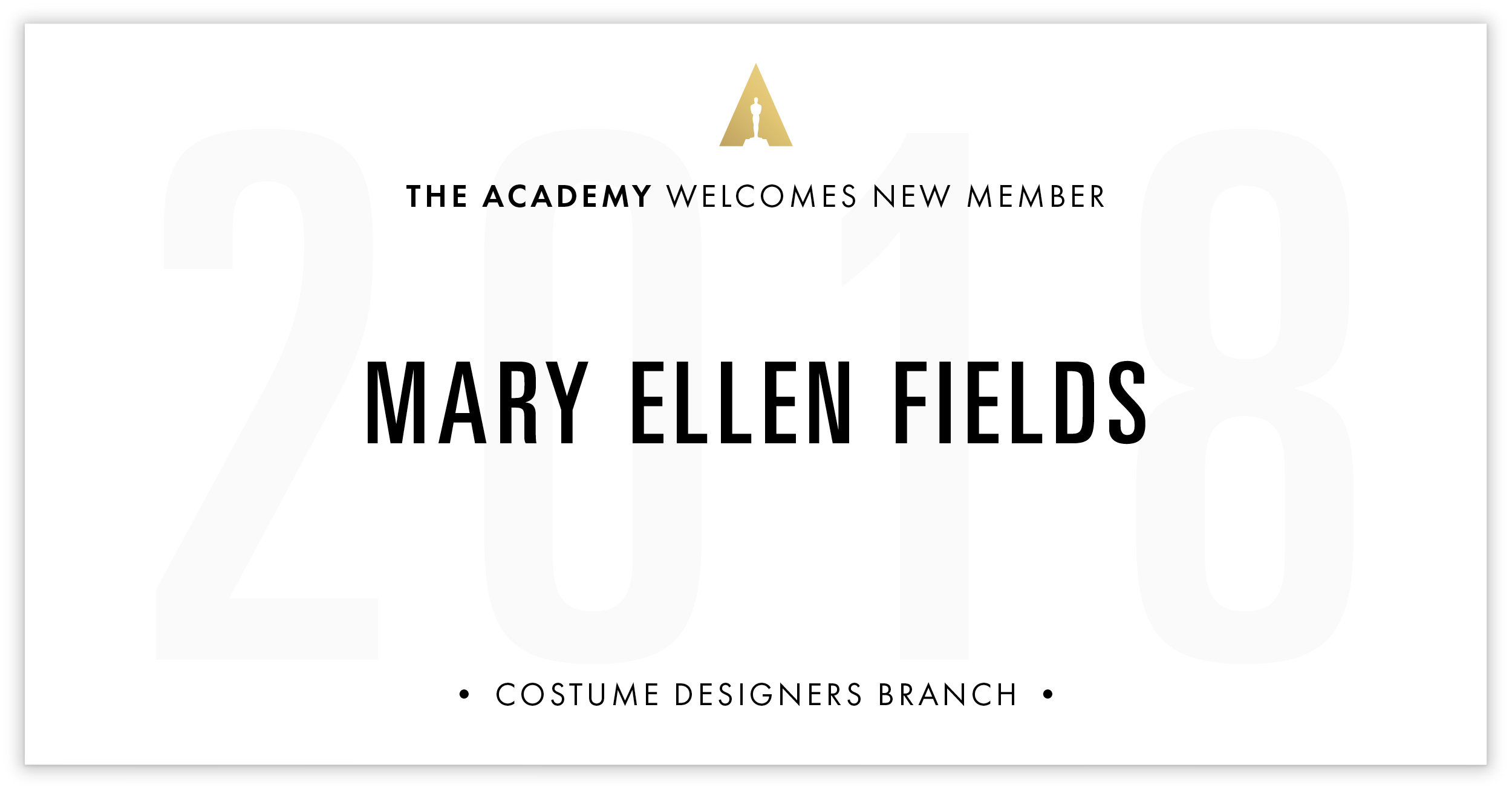 Mary Ellen Fields is invited!