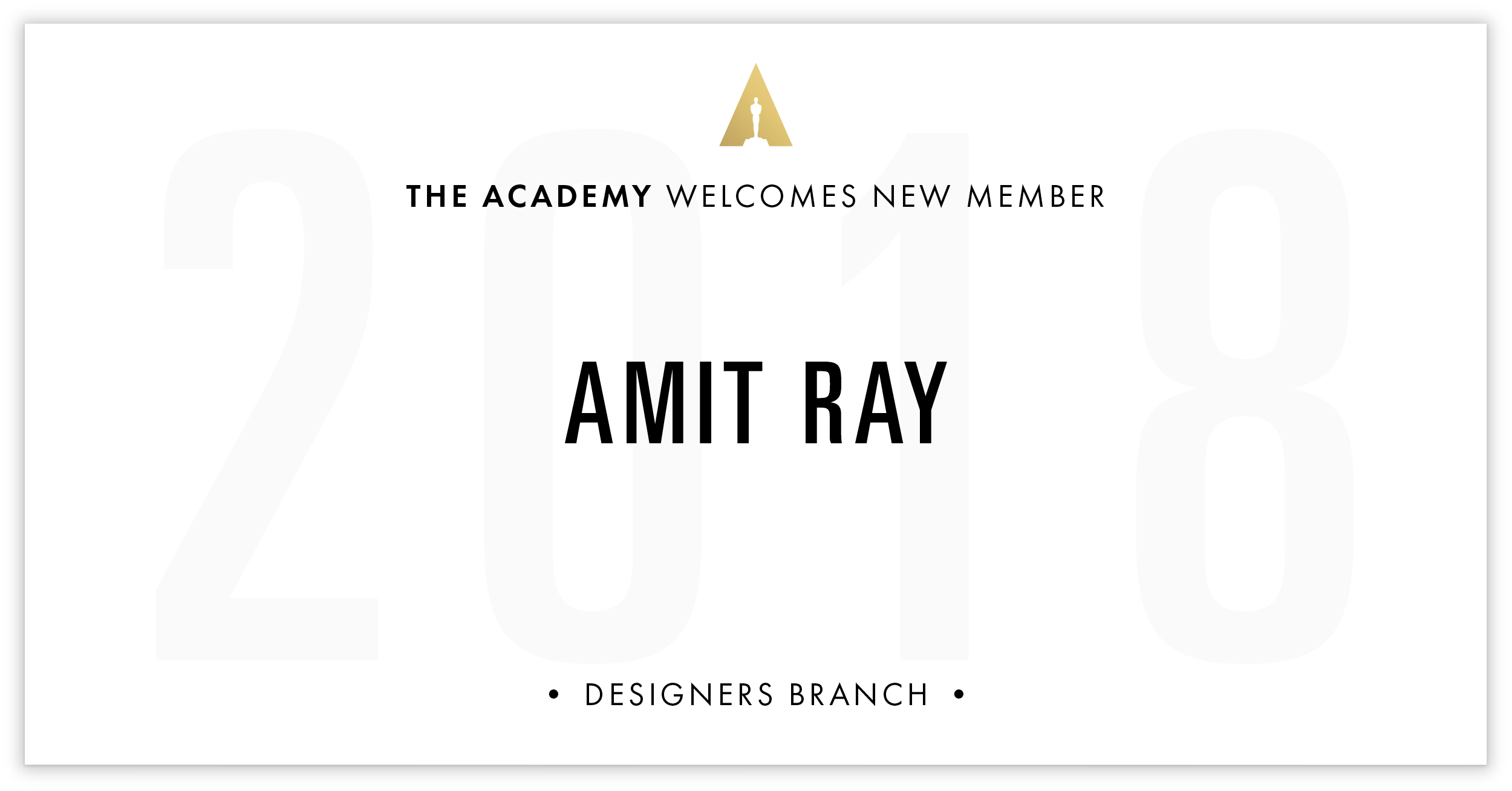 Amit Ray is invited!
