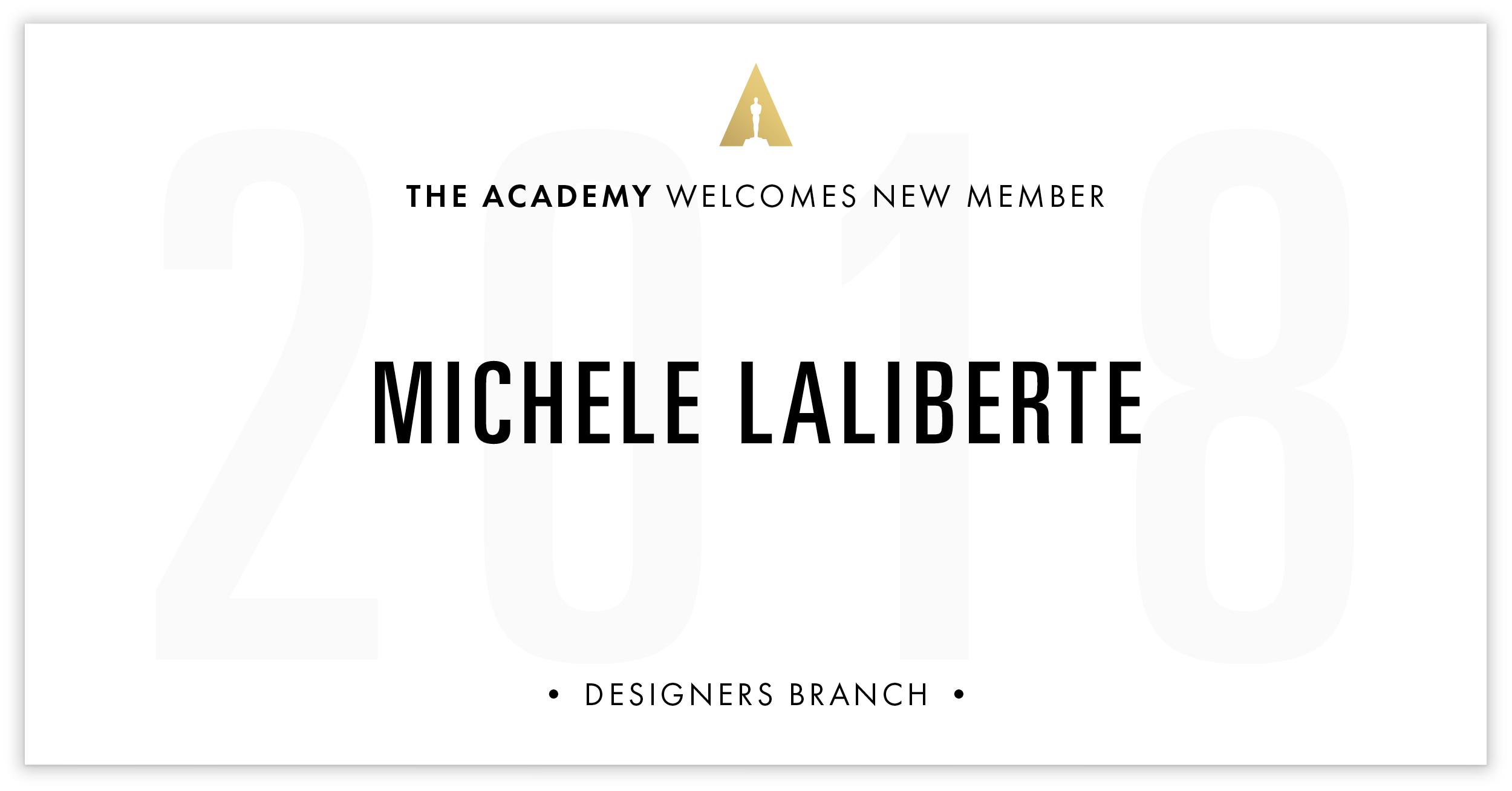 Michele Laliberte is invited!