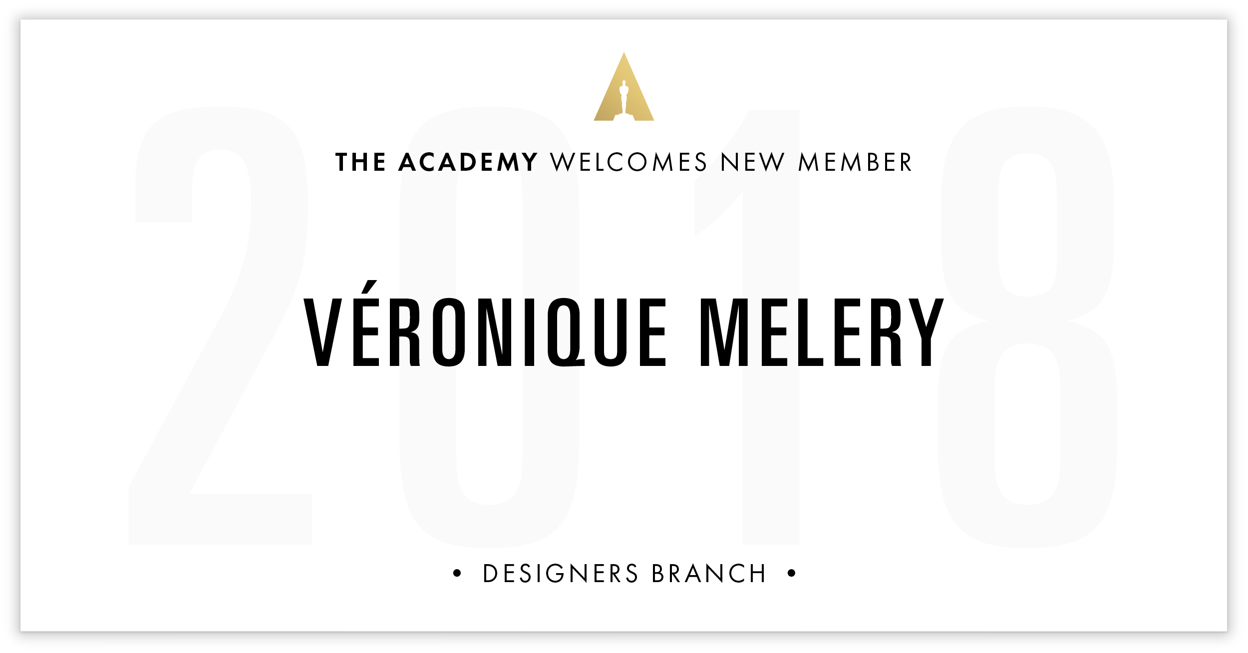 Véronique Melery is invited!