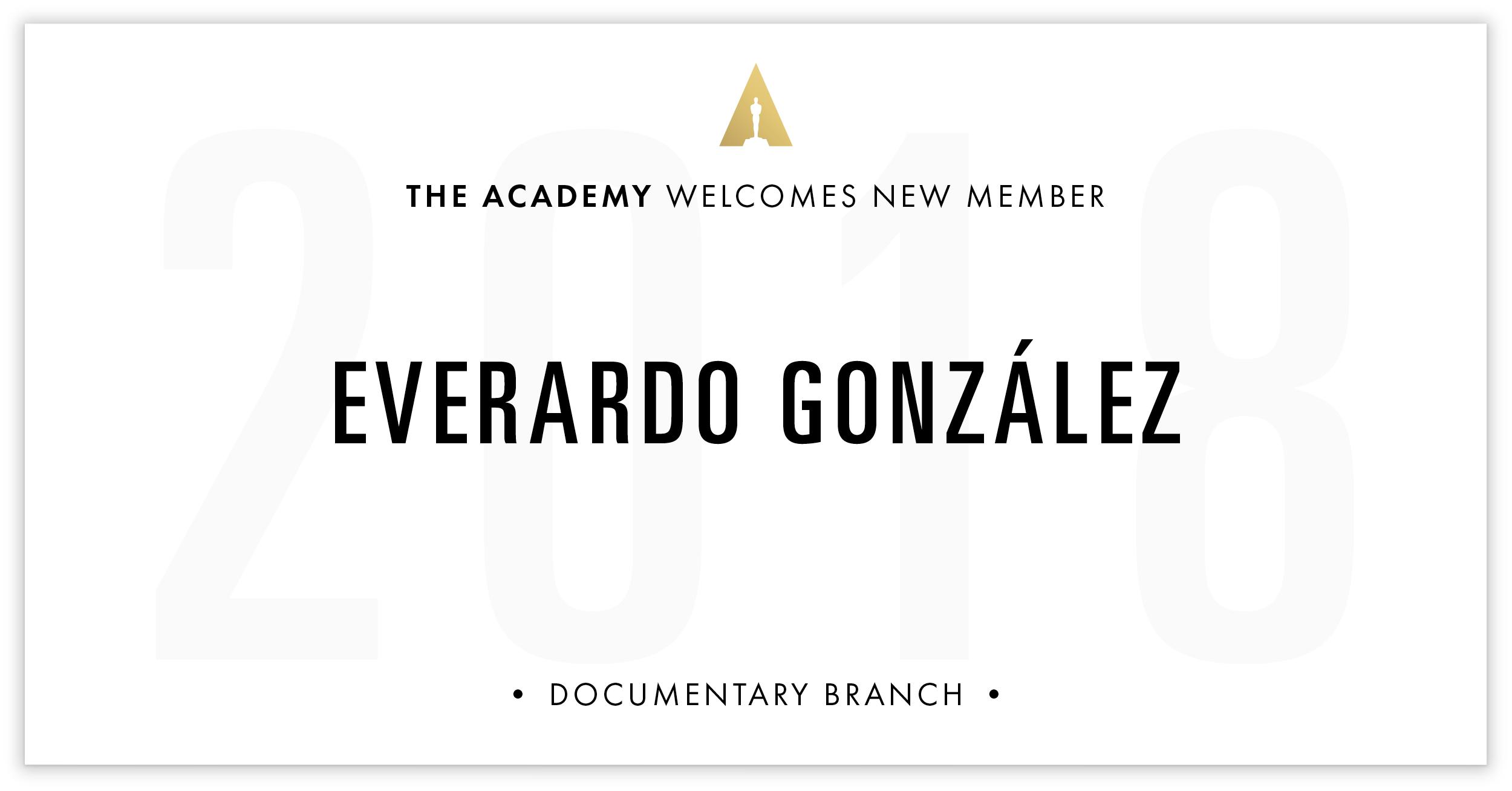 Everardo González is invited!