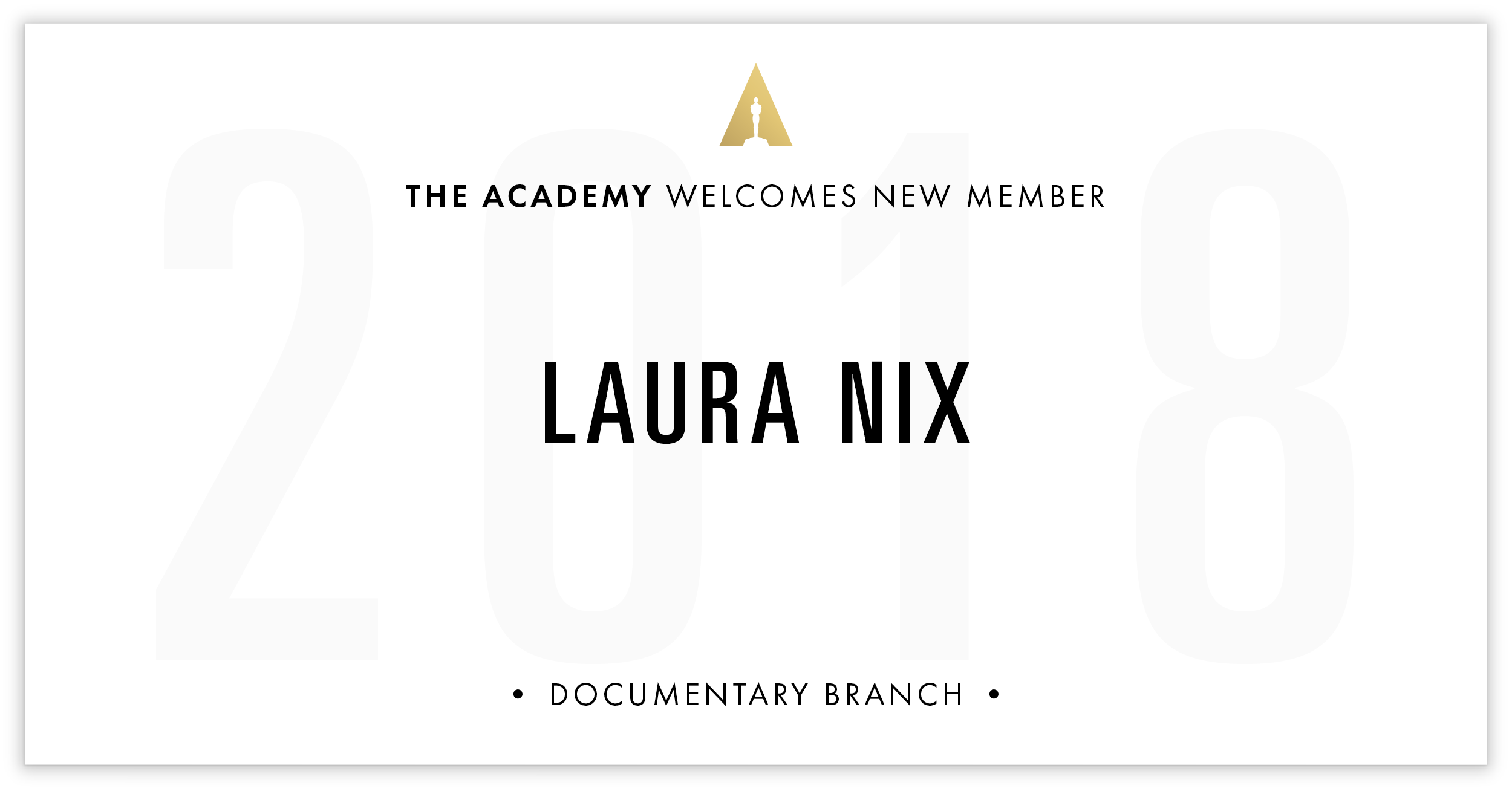 Laura Nix is invited!
