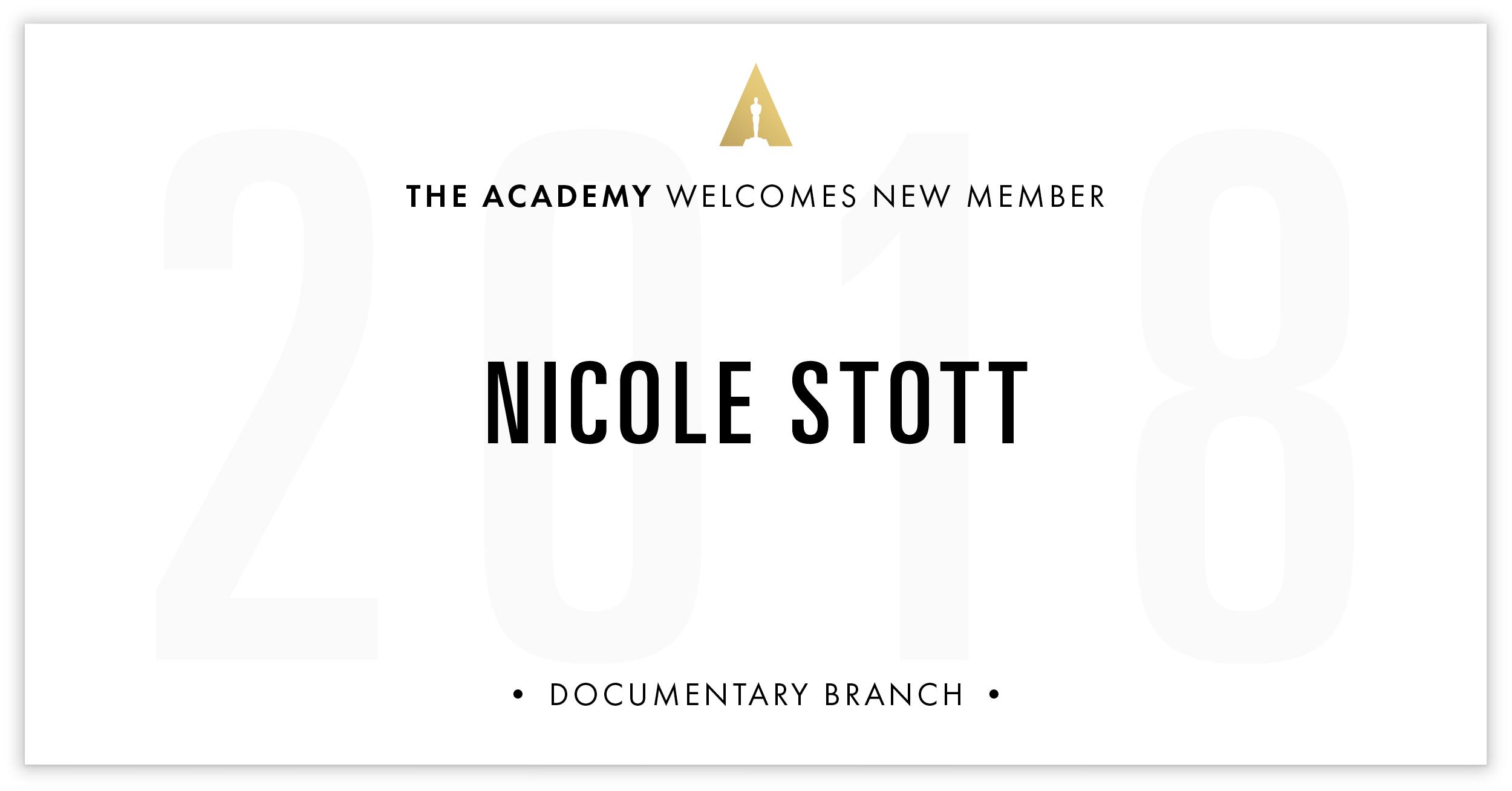 Nicole Stott is invited!