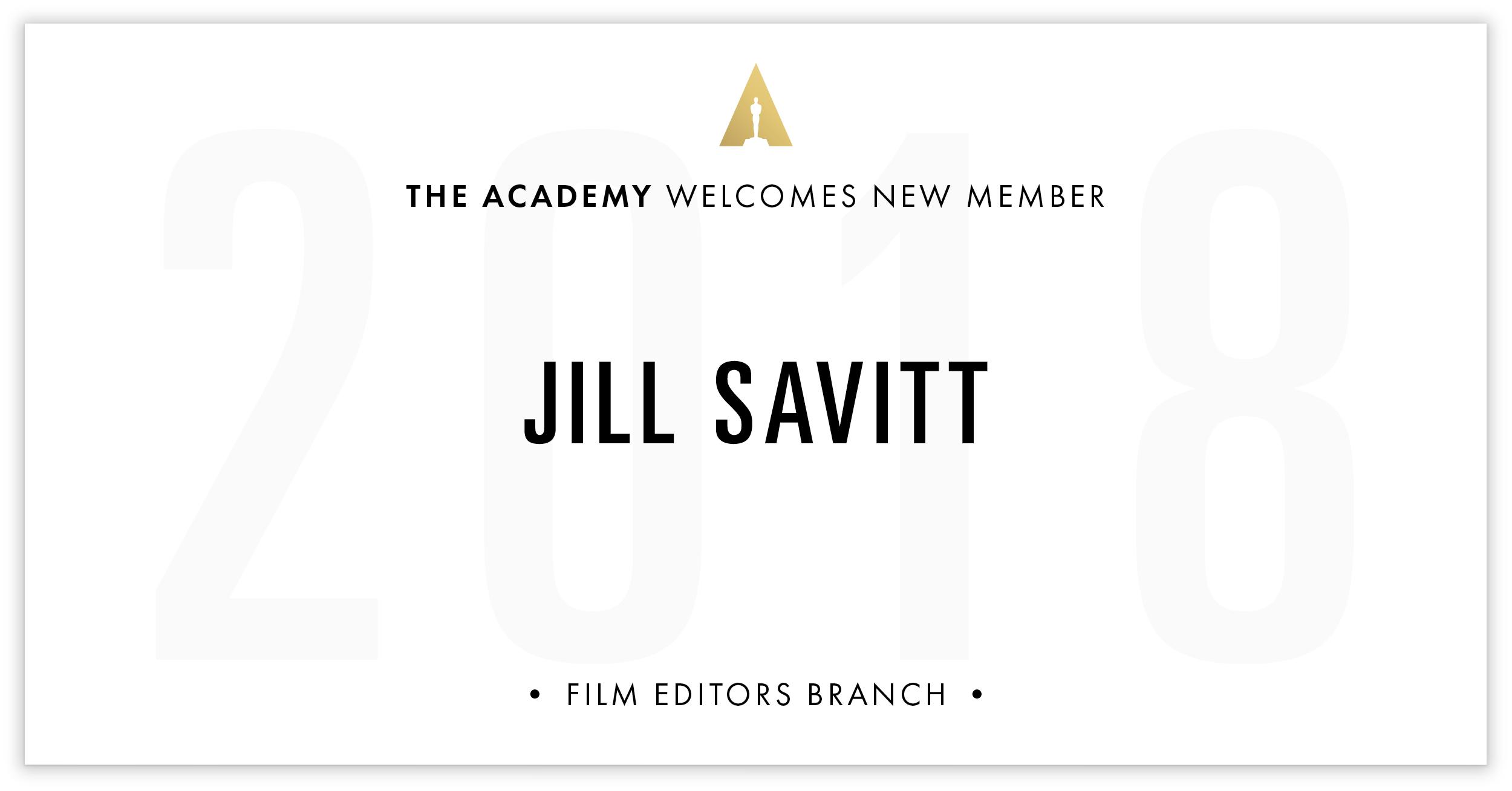 Jill Savitt is invited!