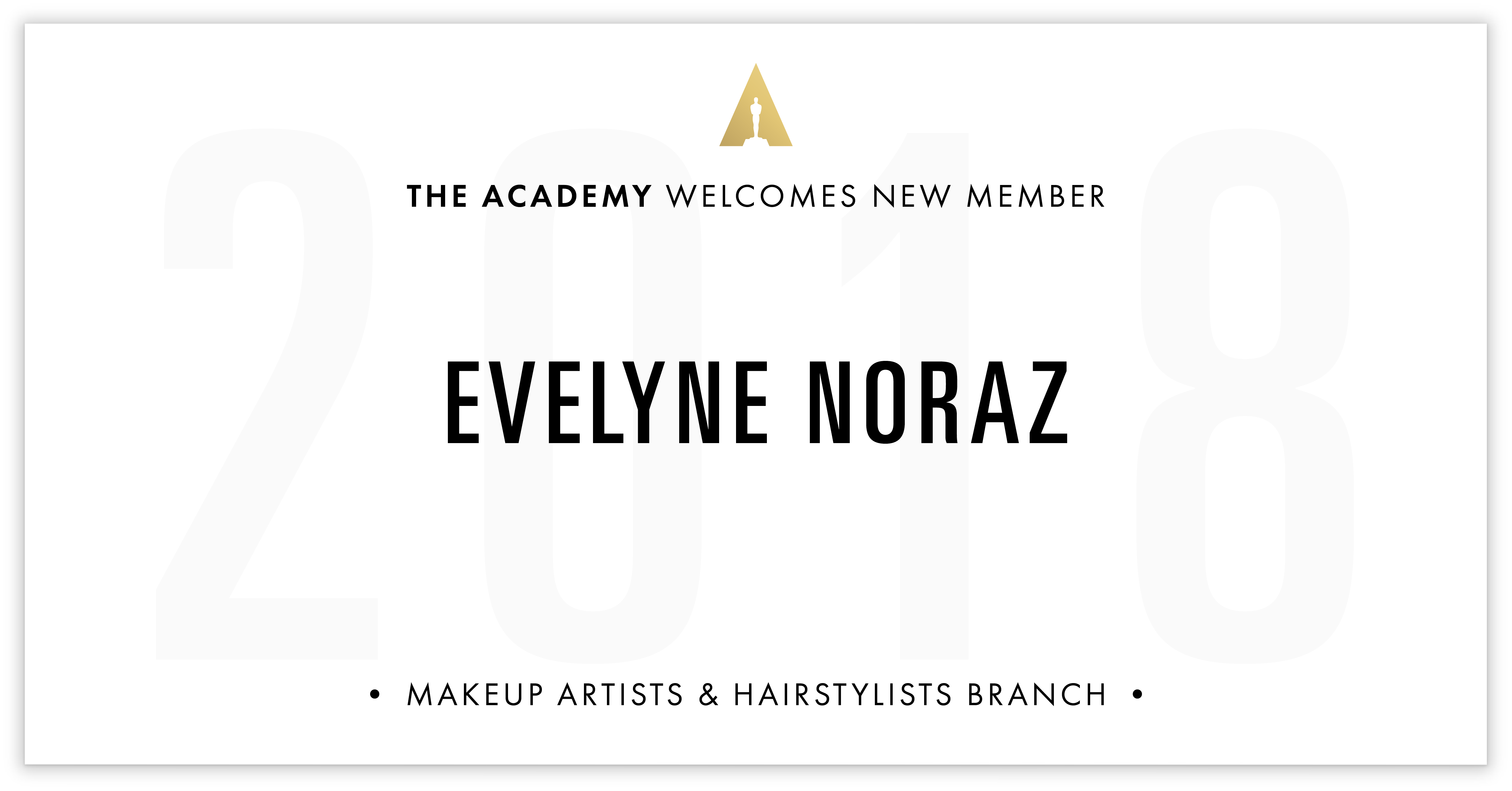 Evelyne Noraz is invited!