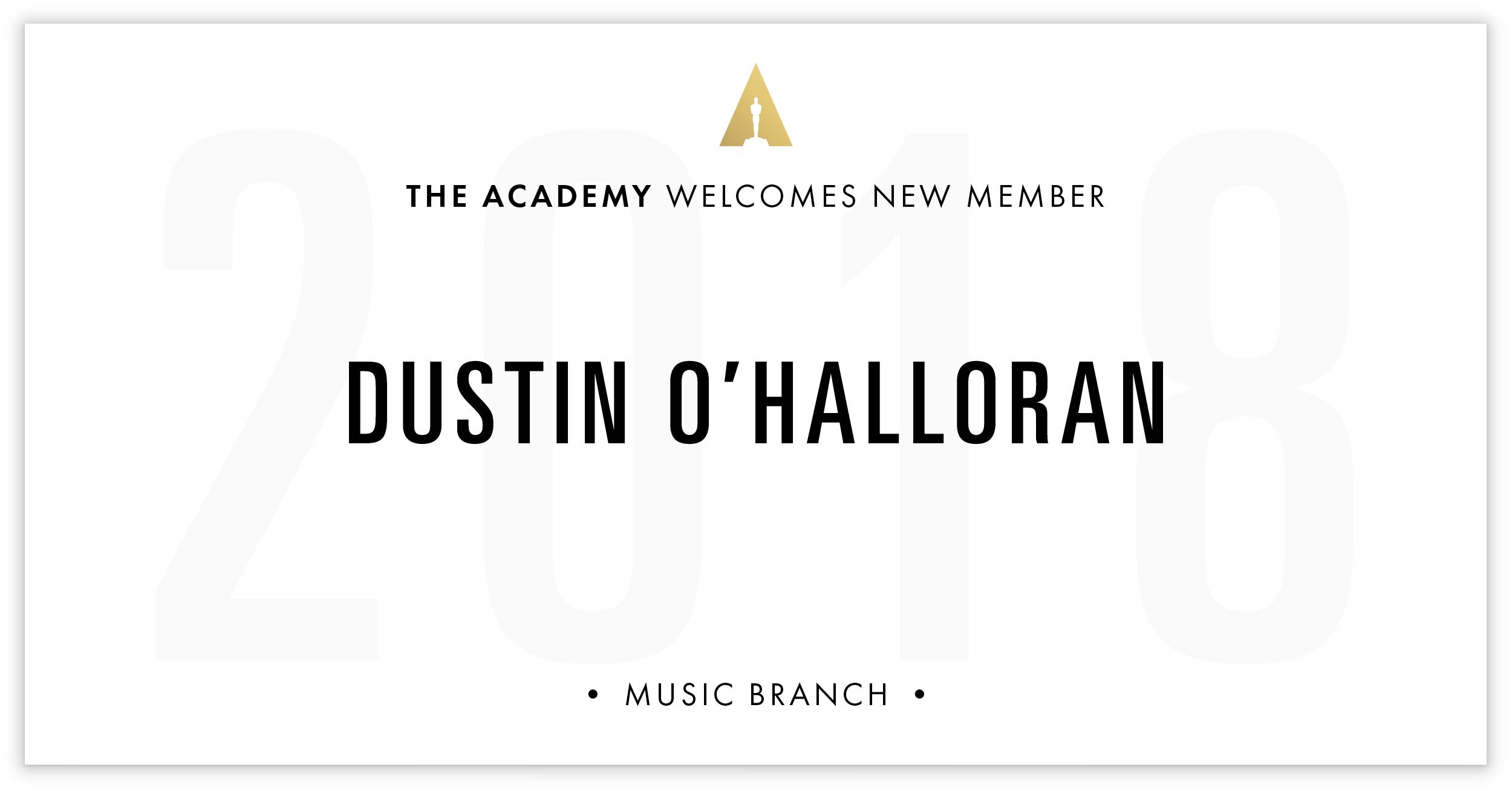 Dustin O'Halloran is invited!