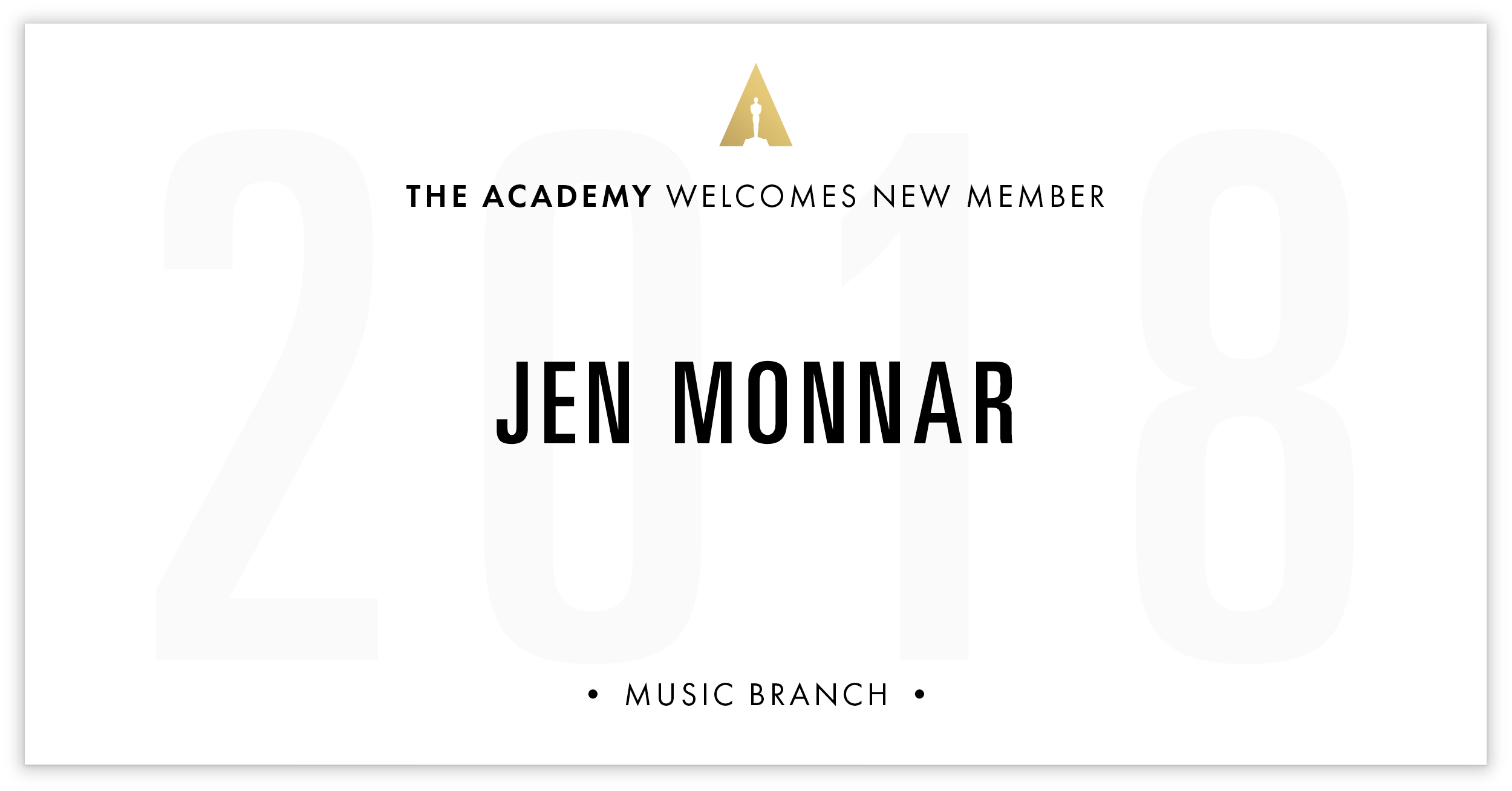 Jen Monnar is invited!